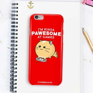im-kinda-pawesome-at-games-iphone-6-7-case