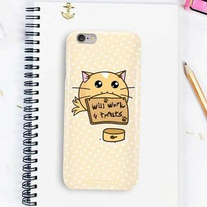 will-work-for-treats-iphone-6-7-case