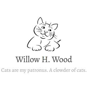 Willow h Wood Logo