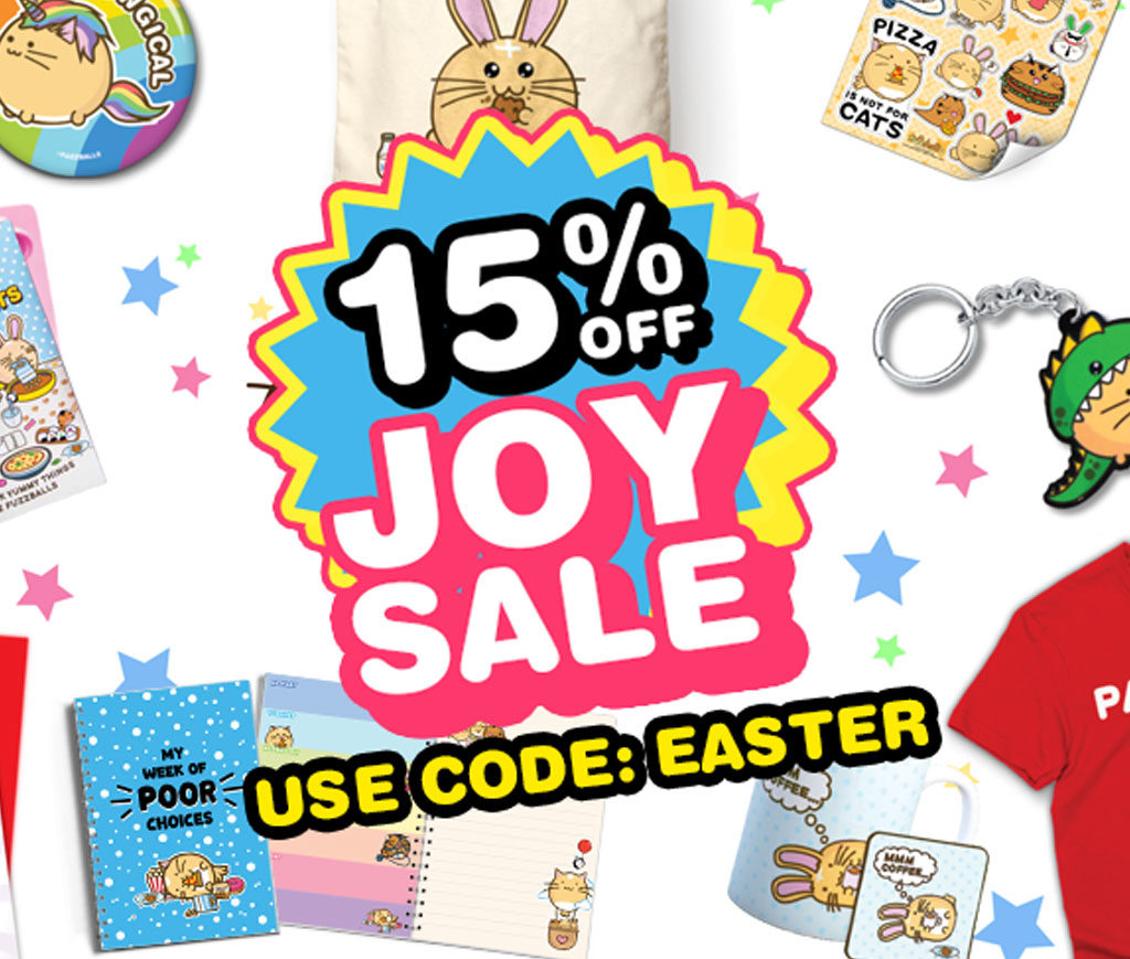 Easter Joy Sale