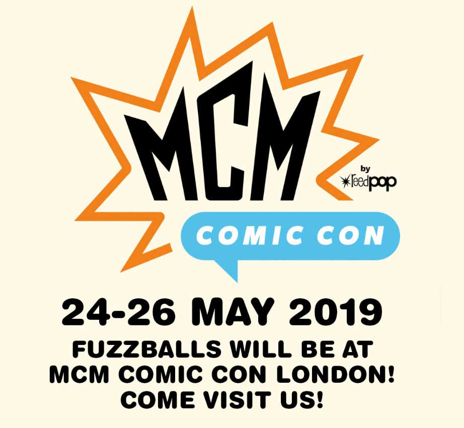 MCM Comic Con London 24-26 May 2019 Map