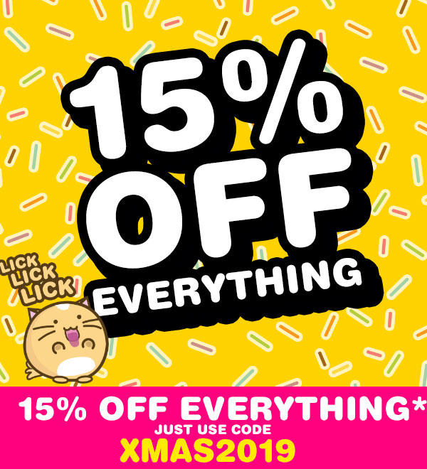 15% Off Everything